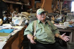 Lodi's Carl Gibson has duck hunters covered