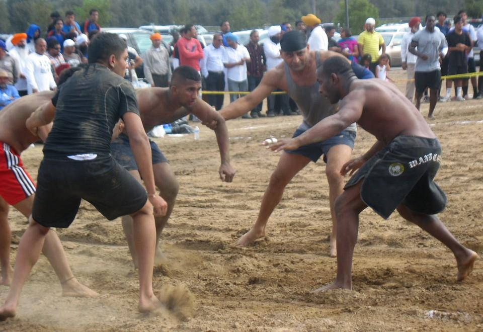 Lodi tournament highlights Sikh-style wrestling