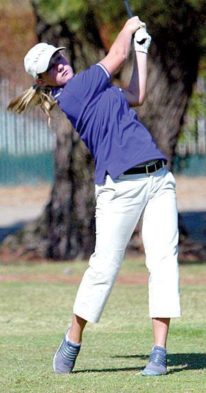 Tigers fall two shots short of league title