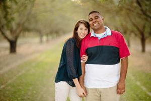 David D'Morias and Sarah McConahey plan to marry in June