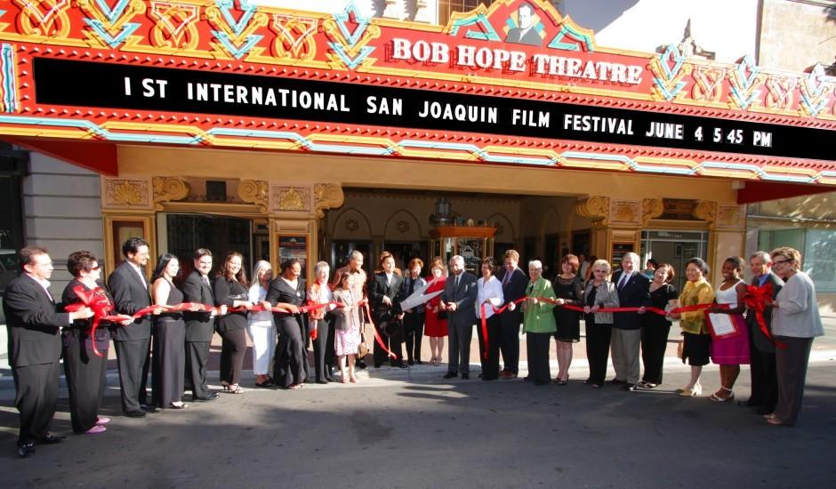 The dreamer behind the San Joaquin International Film Festival