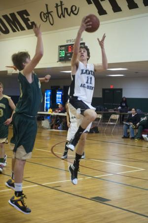 Boys basketball: Titans rout Eagles