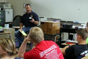 PIE-tunity: LHS Speech & Debate + Brad Goehring