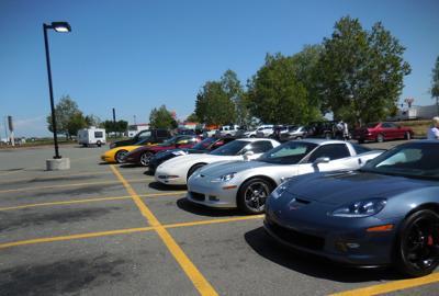 Corvettes of Lodi held progressive dinner fundraiser