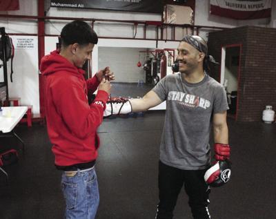 Tokay grad Gonzalez ready to box in Tijuana