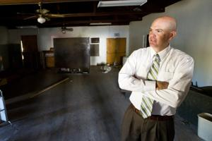 Galt church hopes for revival of Jaycees building