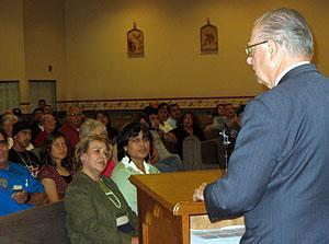Hispanics to talk to Galt officials about police relations