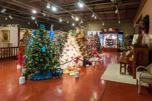 Annual Festival of Trees today and Sunday