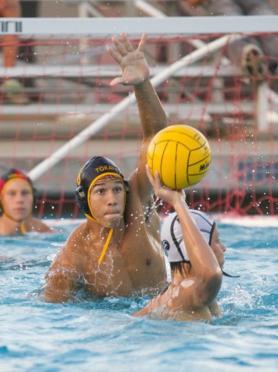 Tokay boys outlast St. Mary's in OT water polo thriller