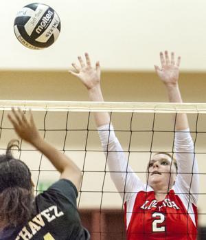 Volleyball: Lodi's Kirstin Kielhold sets bar high