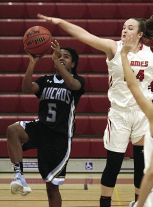 Girls basketball  Flames open home tourney with win