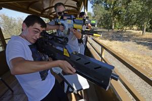 Lodi's Tom Presler conducts tours on Sacramento's Zombie Train