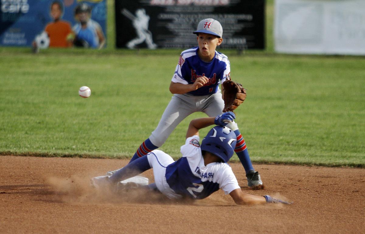 Cal Ripken All-Star baseball: Lodi 11s, 12s win again