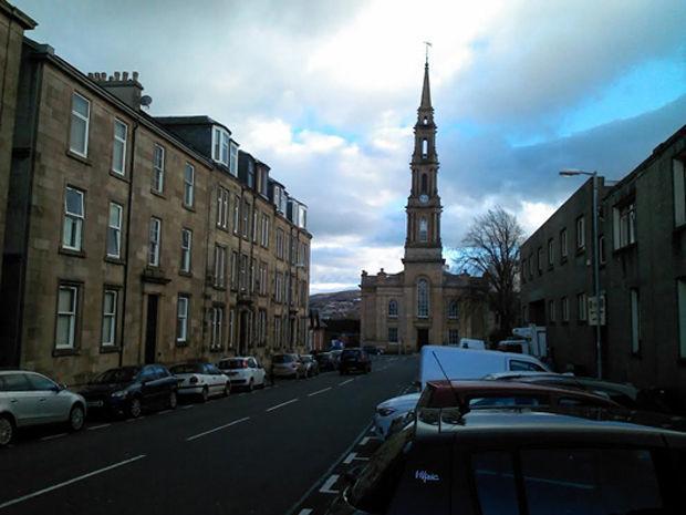Scotland: The land of haggis and rain