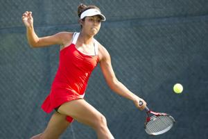 Lodi tops Tracy in girls tennis