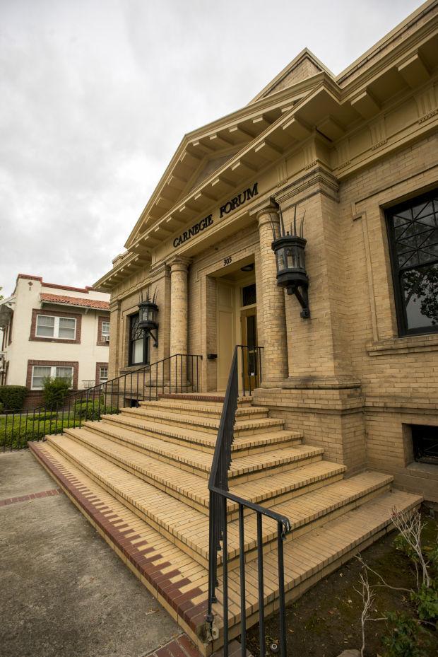 Eye-catching Lodi architecture