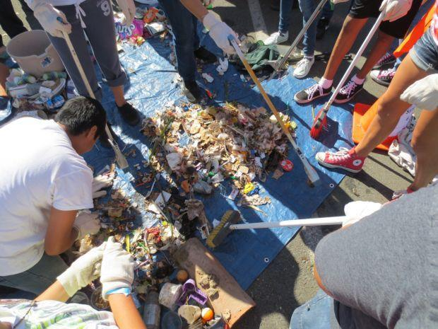 Find unique trash at Lodi's Coastal Cleanup