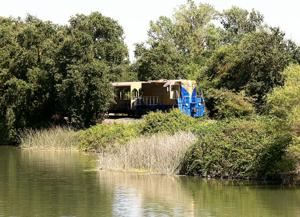 Solve a mystery on the Sacramento RiverTrain