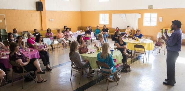 Parent Cafe serves up advice for Lodi families