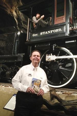 After childood of loving trains, Lodi native Ralph Orlandella writes a book on railways