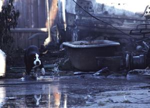 Acampo structure fire quickly contained