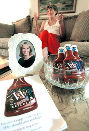 Right-wing condiment: Lodi native offers GOP an alternative to Heinz