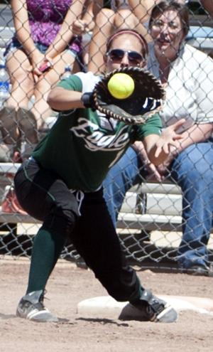 High five: Elliot rules the section once more in softball