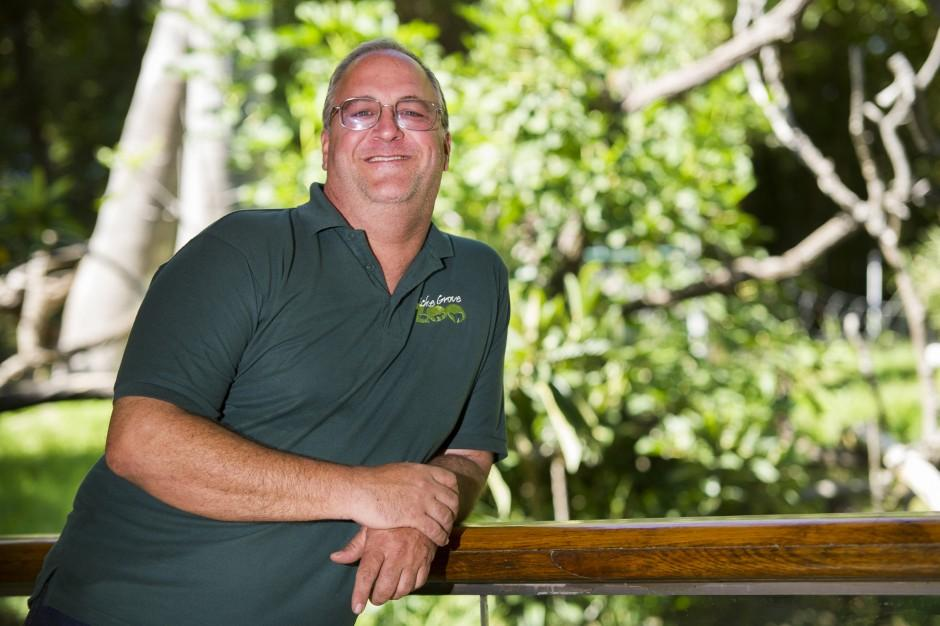 New hires keep Micke Grove Zoo swinging