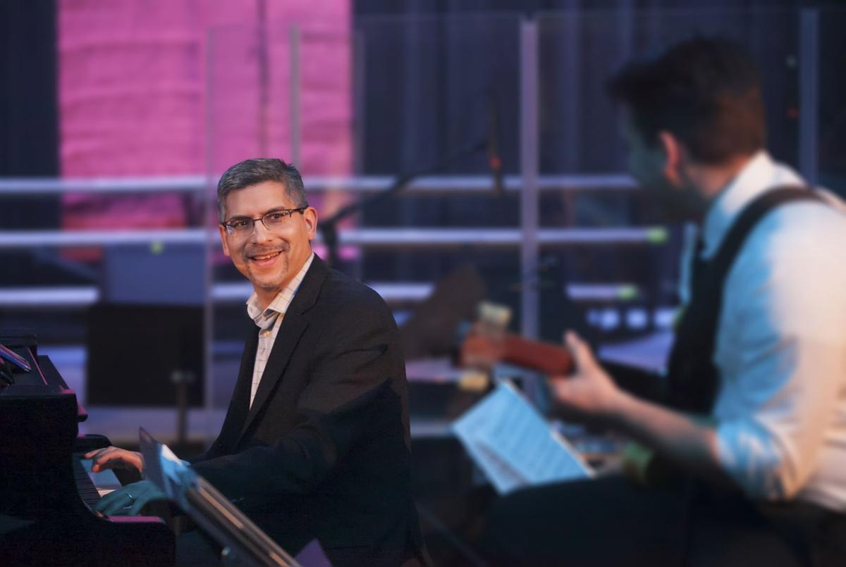 Jazz artists Martinez, Hardiman bring collaboration to Wine and Roses