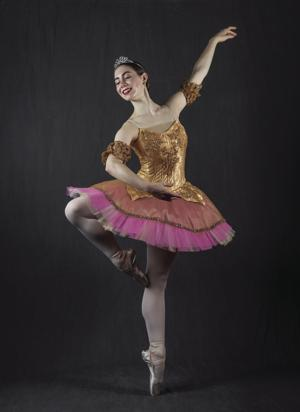 Lodi ballerina to dance in 'The Nutcracker' at Sacramento Civic Ballet
