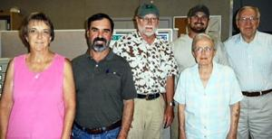 Tree Lodi members elect new officers at meeting