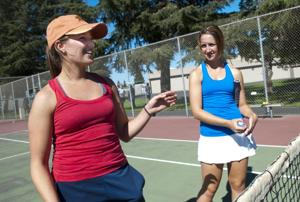 Former league singles champion Amber Abdallah back as assistant coach