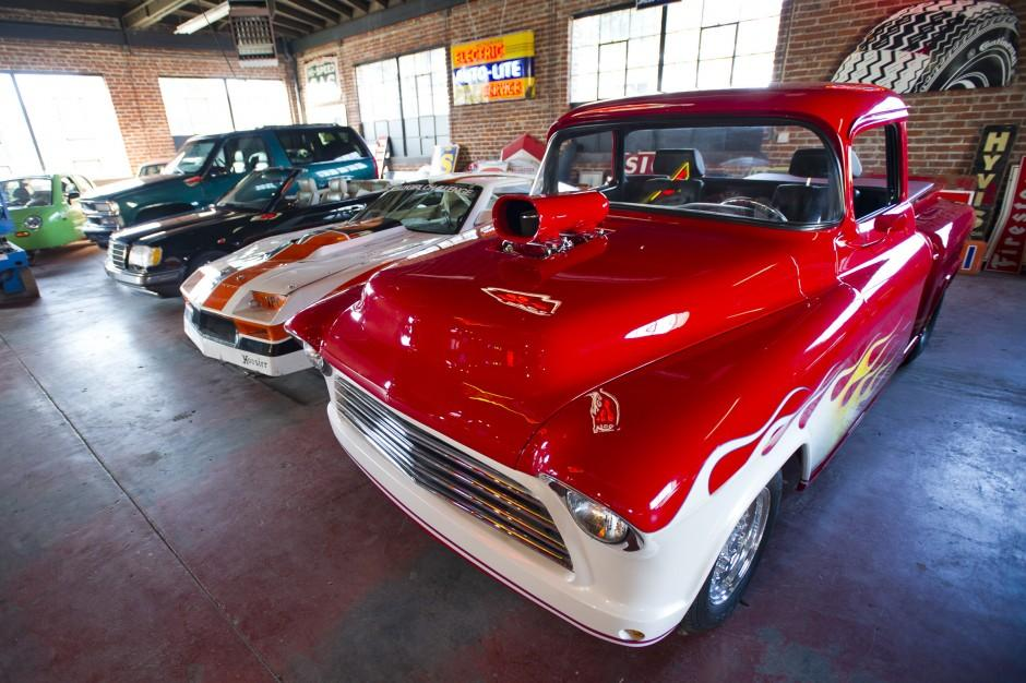 Cherokee Lane business features classic cars, vintage collectibles ...