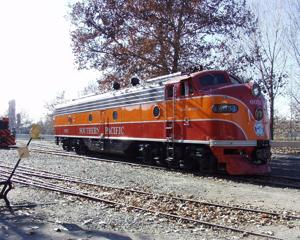 California State Railroad Museum hosts weekday train rides