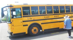 Galt hosts state finals for school bus driver contest