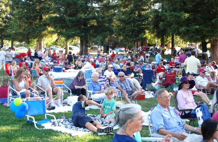 Celebrating America in Lodi