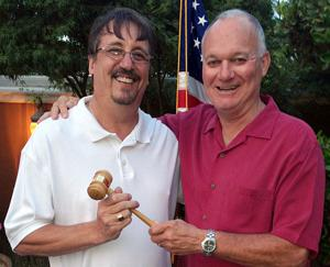 Lodi Lions Club installs officers for 2014-15