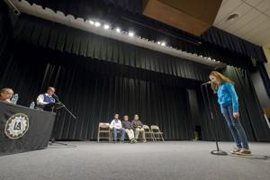 Five Seventh-day Adventist schools compete at regional spelling bee