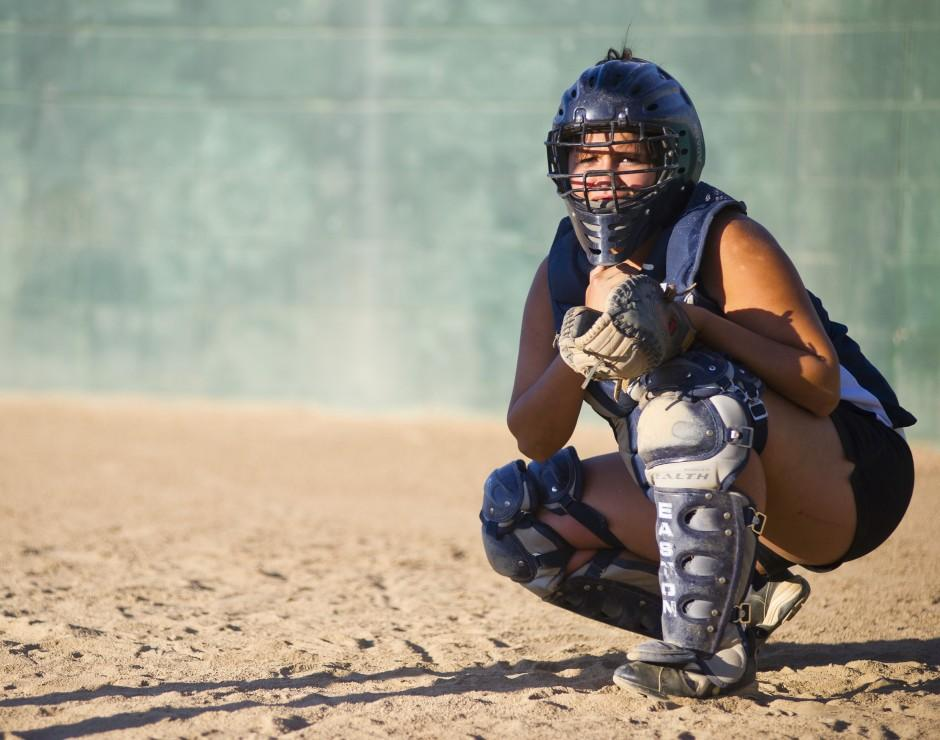 Luci Martinez making her fifth Babe Ruth World Series appearance