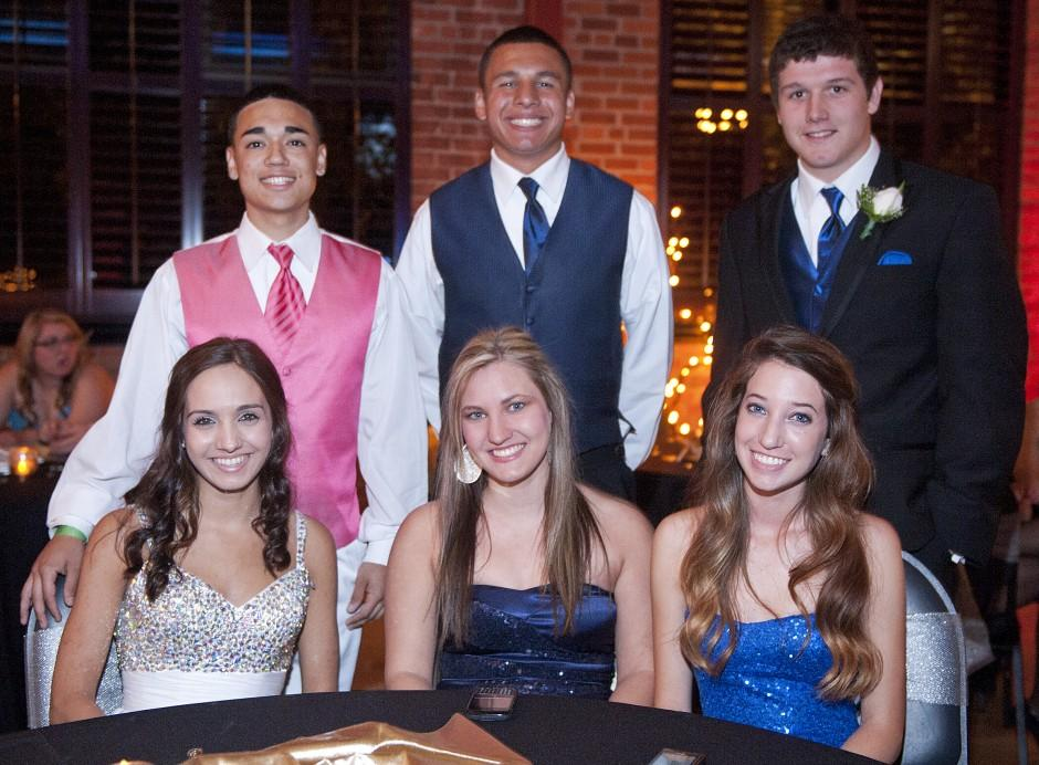 Lodi High School prom