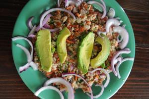 Mexican-style seafood from sibling-run Mariscos Las Islitas