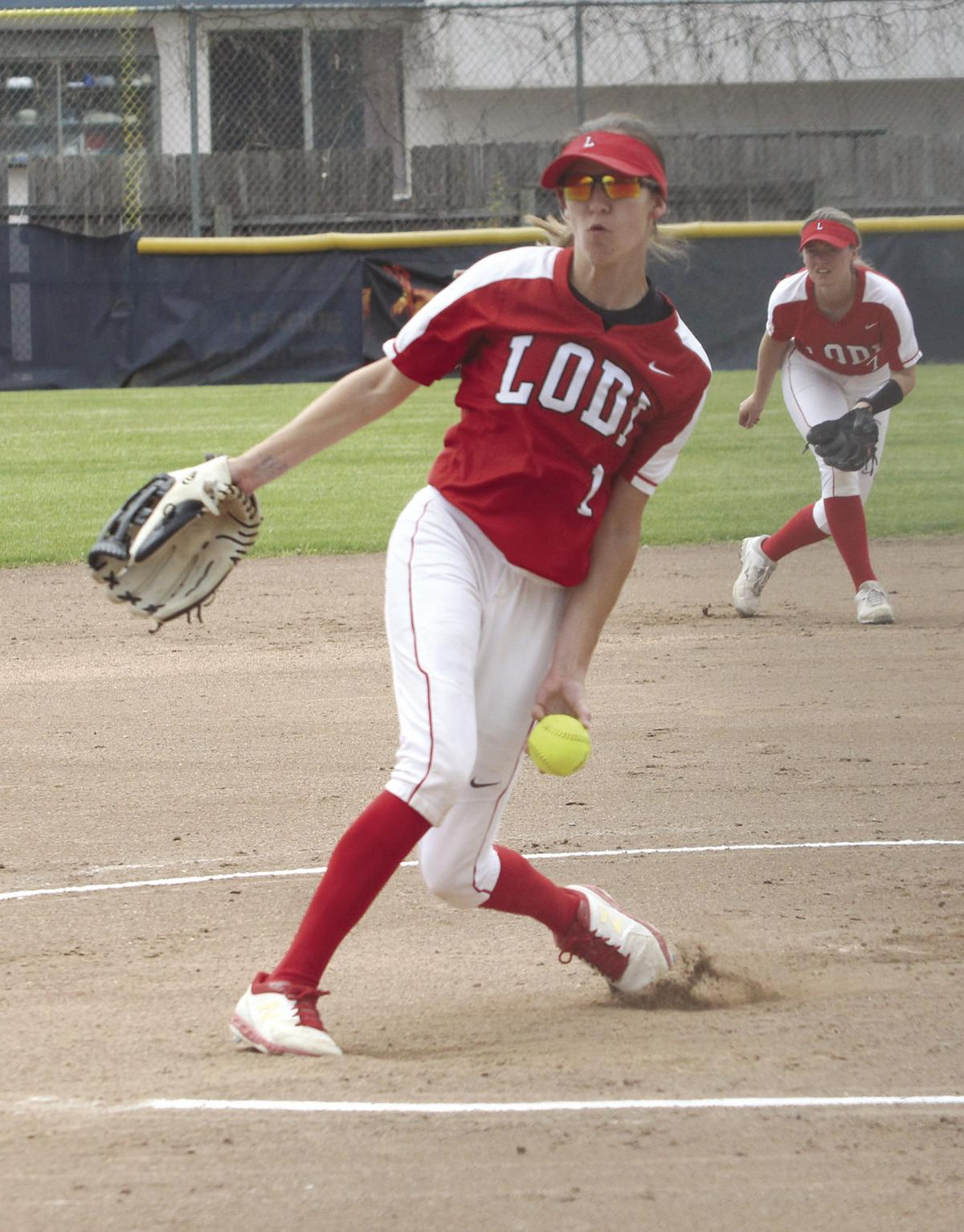 SJS Division I softball: Flames' season ends in extra innings