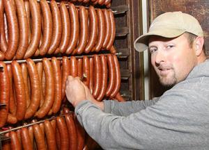 Traditional Oktoberfest meat can be enjoyed in a variety of ways