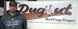 Stone's Dugout Baseball and Softball Academy offers major league instruction