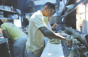 Food trucks continue to draw lines and crowds from hungry Lodians