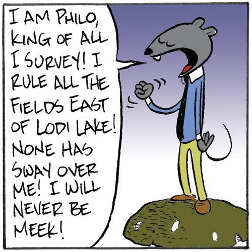 Philo's declaration