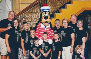 Family explores magical Alaska from aboard the Disney Wonder