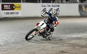 Young racer Caleigh Ryan rides on in memory of her brother