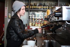 Comfy, cozy It's a Grind coffeehouse in Galt focuses on quality