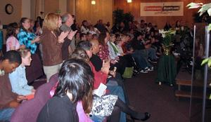 Lodi residents flock to Easter church services